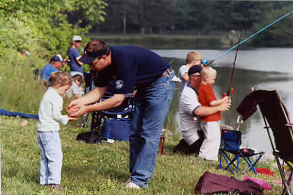Fishing Day 2005